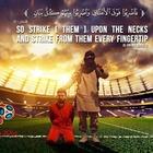 """Messi """"tenuto prigioniero"""": l'Isis minaccia un attacco ai Mondiali 2018"""