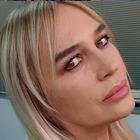 Lory Del Santo a Vieni da me: «Sono finita in carcere e lì ho rischiato di morire» (Instagram)