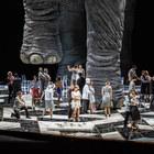 """""""Le nozze di Figaro"""" del regista britannico Graham Vick in scena all'Opera di Roma fino all'11 novembre"""
