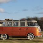Volkswagen e-Bulli, come ti elettrizzo il T1 Samba del 1966 con la tecnologia del futuro