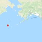 Terremoto, scossa in Alaska: sisma di 5.6 registrato ad Amatignak