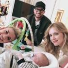 Emma va a conoscere Leone, il figlio di Chiara Ferragni e Fedez. Ecco le immagini social