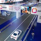 Salone Ginevra, con GIMS Discovery la prova di 48 modelli ecologici sulla nuova pista al coperto