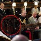 Royal wedding e il mistero della sedia vuota: «Non era per Diana». Ecco perché nessuno si è seduto