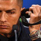 Cristiano Ronaldo e l'orologio di diamanti