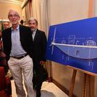 Renzo Piano presenta il suo progetto: «Nuovo ponte d'acciaio, dovrà durare mille anni»