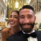 Tonelli e Claudia, «sì» a Cefalù