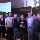 Napoli premia i vincitori del David Carpentieri: «Vince la periferia»