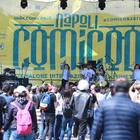 Comicon, gran festa per il ventennale a Napoli con i Foja