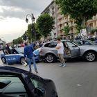 Non si fermano all'alt della polizia, bloccati dopo un lungo inseguimento