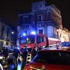 Esplode un palazzo a Catania: tre morti, due vigili del fuoco
