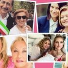 Ecco chei sono le mamme dei vip: le foto con i figli per la Festa della Mamma