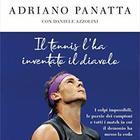 Le storie mai raccontate del tennis nel libro del campione azzurro Adriano Panatta