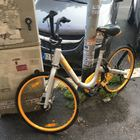 Sotto casa spuntano le Obike private (rubate)