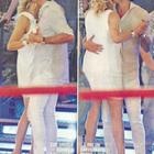 Barbara D'urso in balera con Angelo Boffa, l'ex di Sharon Stone (Diva e donna)
