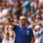 Sarri, buona la prima: il Chelsea batte l'Huddersfield (3-0) e Jorginho va in gol