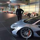 L'ingegnere figlio del vento: tappa da McLaren nel nome di Senna