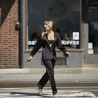 "Sarah Jessica Parker in pigiama per le strade di New York, ""Carrie"" nuova testimonial Intimissimi"
