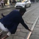 Corona, incidente con la bicicletta in diretta su Instagram Video