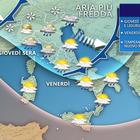 Meteo, tempesta di San Valentino e la Protezione civile avverte: «Ancora vento a 100 km orari». Dove e quando
