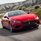 Maserati, al volante del MY 2019 della Ghibli: prestazioni e lusso al top. Versioni GranLusso e GranSport