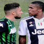 Douglas Costa: «Scuse a Di Francesco? Non sapete cosa mi ha detto»