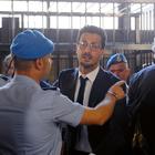 Corona in aula: «Io pago le tasse dal carcere, Formigoni invece è libero». La replica: «Non hai stile»