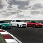 Ghibli e Quattroporte Trofeo, le Maserati stradali di serie più veloci di sempre