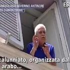 """""""È complotto del mondo arabo. Quella donna è dell'Isis, io l'avevo scoperta"""""""