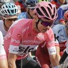 Froome, il padrone del Giro