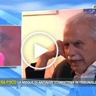 """Antinori offende Barbara D'Urso in diretta: """"Ha detto il falso questa put…na"""", e lei si infuria -Video"""