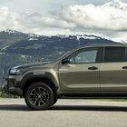 Toyota Hilux, nuovo design e motore da 2,8 litri con 204 cv. Invincible, la versione top di gamma, offre livello premium