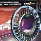 Aero, il pneumatico concept per auto volanti e a guida autonoma di Goodyear