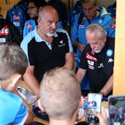 Napoli, De Laurentiis replica a Sarri: «Voleva smontarmi tutta la squadra»