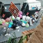 Emergenza rifiuti: da via Statilia (Esquilino) ecco il video Marzio A.