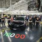 Lamborghini festeggia la Urus n.10.000. Super Suv con telaio n.10 mila destinato a mercato russo