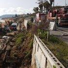 Crolla muro in un cantiere: morti due operai, uno ferito