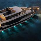 Tecnomar presenta il concept del Domus: «Una villa sul mare lunga 36 metri costruita in alluminio»