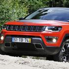 Jeep Compass, gamma completa e grandi doti off-road. Dotazioni al vertice della categoria