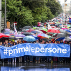 «Prima le persone», 20mila alla marcia contro il razzismo