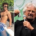 Beppe Grillo, il figlio Ciro indagato per stupro. Il racconto della modella: «Prima il Billionaire, poi la violenza»