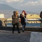 Raffiche di vento forte, a Napoli restano chiusi parchi e cimiteri