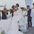 Francesca Barra e Claudio Santamaria sposi, il secondo matrimonio è da sogno Foto