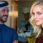 """Chiara Ferragni """"conquista"""" il figlio del re del Bahrain Video"""