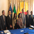 Napoli, de Magistris incontra ambasciatori del Sud Est Asiatico