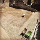 Dagli scavi della Regio V affiora  il giardino della domus a Nolan Street