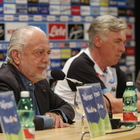 Napoli, il retroscena di De Laurentiis: «Jorginho al Chelsea, Sarri non so»