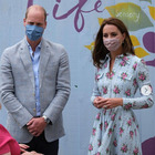 Kate Middleton, l'outfit inusuale per l'estate (con Superga incluse)