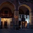 Napoli, nel cortile di Villa Roomer il presepe vivente recitato in dialetto