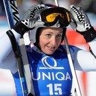 Elena Fanchini niente Olimpiadi e stagione finita